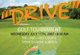 Drive Golf Tournament
