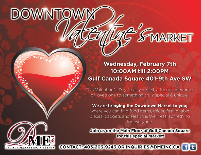 Downtown Valentine Market